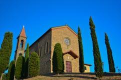 Santa Maria di Loreto Arkivbilder