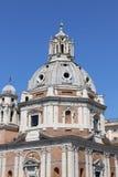 Santa Maria di Loreto royaltyfria foton