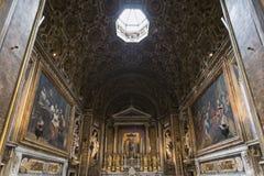 Santa Maria di Loreto fotografie stock
