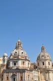 Santa Maria di Loreto, Rome Royalty Free Stock Image