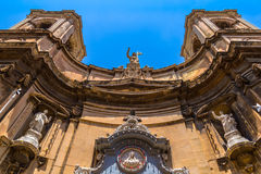 Santa Maria di Porto Salvo Royalty Free Stock Photography
