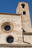 Santa Maria di Propezzano Royalty Free Stock Photography