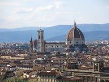 Santa Maria Duomo Fotografia Stock