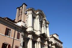 Santa Maria em Campitelli Fotografia de Stock Royalty Free