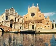 Free Santa Maria Gloriosa Dei Frari At Venice, Italy Stock Photos - 74545543