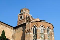 Santa Maria Gloriosa del Frari Royaltyfri Fotografi