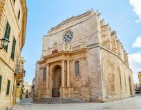 Santa Maria katedra Obrazy Royalty Free