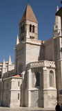 Santa Maria La Antigua Church. Valladolid. Spain. Stock Image
