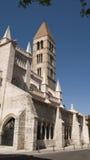 Santa Maria La Antigua Church. Valladolid. Spain. Santa Maria La Antigua Church. Romanesque and gothic style. Valladolid. Castilla Leon Community. Spain. Church Royalty Free Stock Photo