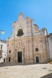 Santa Maria la Greca Church Putignano La Puglia L'Italia Immagine Stock Libera da Diritti