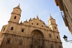 Santa Maria la Mayor Church in Alcaniz Royalty Free Stock Photography