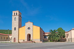 Santa Maria la Palma church Royalty Free Stock Photos