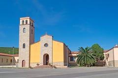 Santa Maria la Palma-Kirche Lizenzfreie Stockfotos