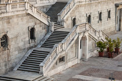 Santa Maria la Real de La Almudena - Cathedral in Madrid, Spain Royalty Free Stock Photography