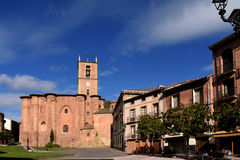 Santa Maria La Real Monastery, Royaltyfri Foto
