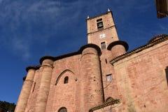 Santa Maria La Real Monastery, Arkivfoto