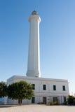 Santa maria lighthouse of Leuca Royalty Free Stock Photo