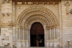 Santa Maria losu angeles Mayor kościół, Toro, Zamora, Hiszpania Zdjęcia Royalty Free