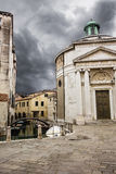 Santa Maria Maddalena Royalty Free Stock Photography