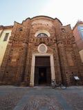 Santa Maria Maddalena church in Alba. Santa Maria Maddalena (Saint Mary Magdalene) church in Alba, Italy royalty free stock photography