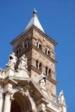 Santa Maria maggiore Stock Afbeelding