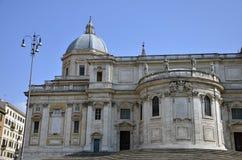 Santa Maria Maggiore art Stock Image