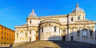 Santa Maria Maggiore Basilica, Roma Royalty Free Stock Images
