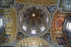 The Santa Maria Maggiore Church Stock Photography