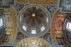 The Santa Maria Maggiore Church Stock Photography