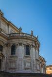 Santa Maria Maggiore Church of Rome Stock Photo