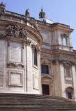 Santa Maria maggiore-I Rome Stock Afbeelding