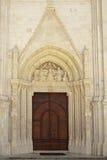 Santa Maria Maggiore portal Zdjęcie Royalty Free