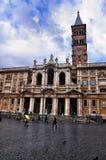 Santa Maria Maggiore, Roma Fotografie Stock