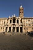 Santa Maria Maggiore in Rome Stock Images