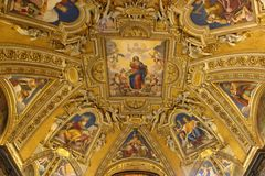 Santa Maria Maggiore, Rome Royalty Free Stock Photos