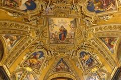 Santa Maria Maggiore, Rome. Church of Santa Maria Maggiore, in Rome Royalty Free Stock Photos