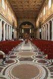 Santa Maria Maggiore, Rome Stock Photography