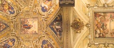 Santa Maria Maggiore - Rome Stock Image