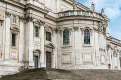 Santa Maria Maggiore, Rome Photographie stock libre de droits