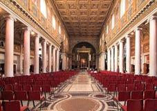 Santa Maria maggiore - Rome Royalty Free Stock Image