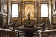 Santa Maria maggiore - Rome Royalty Free Stock Photography
