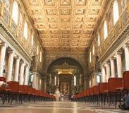 Santa Maria maggiore - Rome Stock Photography