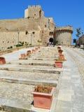 Santa Maria a Mare Sanctuary Royalty Free Stock Photography