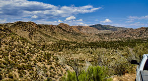 Santa Maria Mountains Arizona Royalty Free Stock Photography