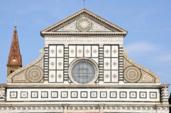 Santa Maria Novella Royalty Free Stock Photo
