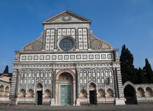 Santa Maria Novella. The church of Santa Maria Novella in Florence, Italy Royalty Free Stock Photography