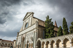 Santa Maria Novella Royalty Free Stock Images