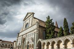 Santa Maria Novella Royaltyfria Bilder