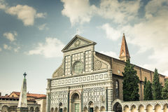 Santa Maria Novella Arkivbild