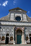 Santa Maria Novella church Stock Photography